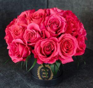 21 рози